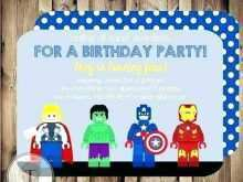 20 Adding Birthday Card Template Avengers for Ms Word for Birthday Card Template Avengers