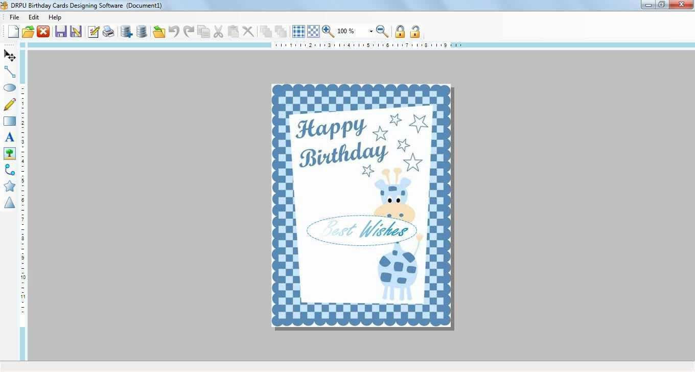 20 Adding Happy B Day Card Templates Software Photo for Happy B Day Card Templates Software
