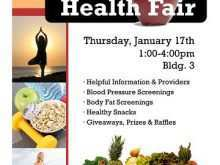 20 Adding Health Fair Flyer Template in Word by Health Fair Flyer Template