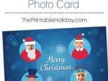 20 Best Christmas Card Templates Insert Faces in Photoshop by Christmas Card Templates Insert Faces