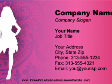 20 Best Name Card Template Online Now by Name Card Template Online