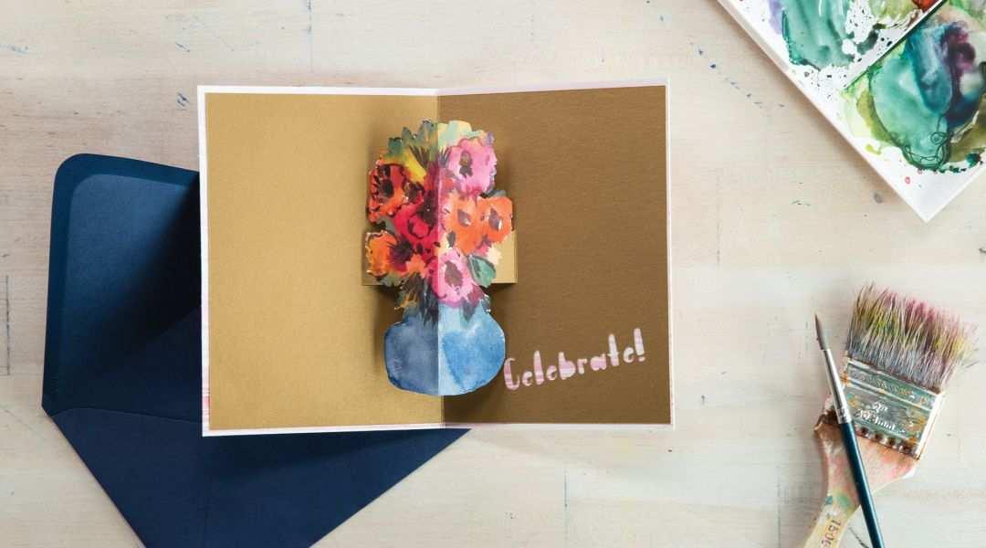 Pop Up Card Templates For Cricut - Cards Design Templates