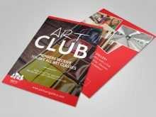 20 Create Art Flyer Template Templates by Art Flyer Template
