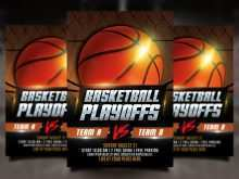 20 Create Basketball Flyer Template in Photoshop with Basketball Flyer Template