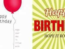 20 Creating Birthday Card Template Microsoft Word 2007 Layouts by Birthday Card Template Microsoft Word 2007