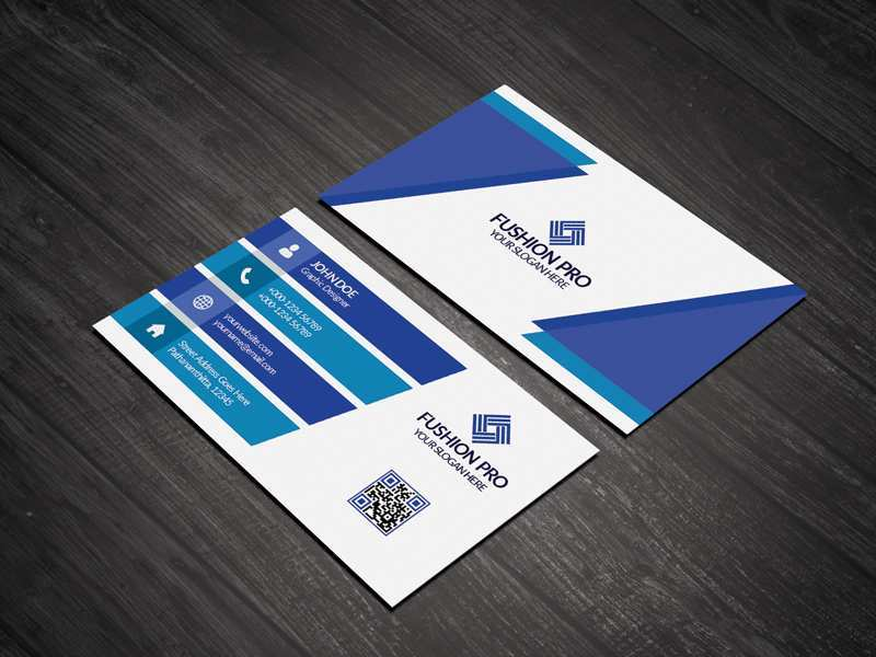 20 Creative Business Card Template Ready To Print With Stunning Design with Business Card Template Ready To Print