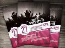 20 Creative Church Flyer Design Templates Now with Church Flyer Design Templates