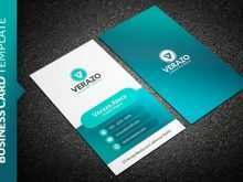 Modern Graphic Design Business Card Template