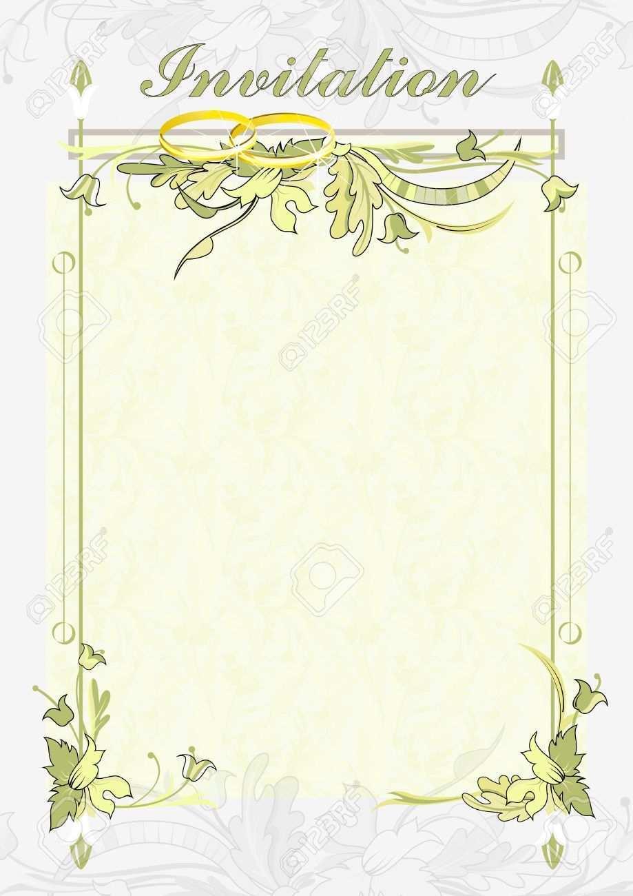 20 Creative Wedding Invitations Card Background Psd File For Wedding Invitations Card Background Cards Design Templates
