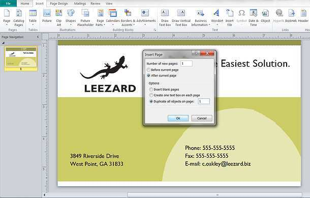 20 Customize Name Card Template Publisher in Photoshop by Name Card Template Publisher