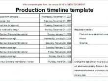 20 Customize Website Production Schedule Template Layouts for Website Production Schedule Template
