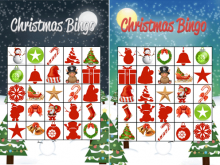 20 Free Christmas Bingo Card Template in Word with Christmas Bingo Card Template