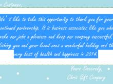 20 Free Printable Company Christmas Card Template in Word by Company Christmas Card Template