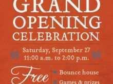 20 Free Printable Invitation Card Sample Shop Opening Maker by Invitation Card Sample Shop Opening