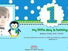 20 How To Create 1St Birthday Card Template Word in Word with 1St Birthday Card Template Word
