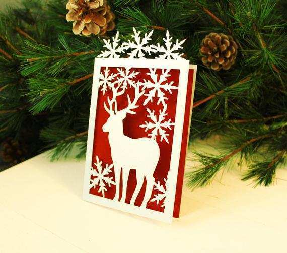 20 How To Create Christmas Card Templates Etsy Download with Christmas Card Templates Etsy