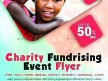 20 Online Charity Event Flyer Templates Free Formating for Charity Event Flyer Templates Free