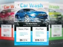 20 Report Car Wash Flyer Template Free Layouts by Car Wash Flyer Template Free