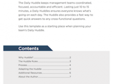 20 Report Daily Operations Meeting Agenda Template For Free for Daily Operations Meeting Agenda Template