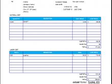 20 Standard Equipment Repair Invoice Template PSD File by Equipment Repair Invoice Template