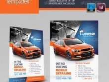 20 Visiting Car Flyer Template For Free with Car Flyer Template