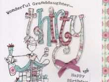 21 Blank Birthday Card Template Daughter in Word with Birthday Card Template Daughter
