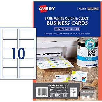 21 Creating Avery Business Card Template C32016 Formating by Avery Business Card Template C32016