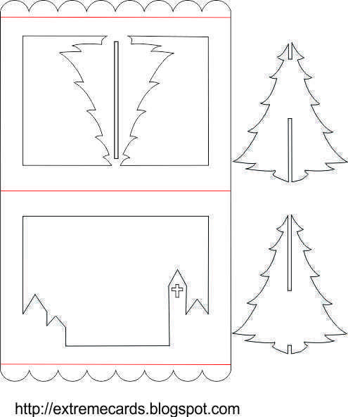 21 Creating Christmas Card Tree Template Now for Christmas Card Tree Template