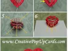 21 Creating Pop Up Card Love Tutorial Download with Pop Up Card Love Tutorial