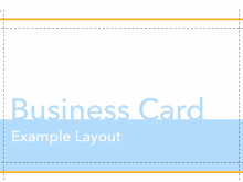21 Customize Business Card Template Size Pixels For Free by Business Card Template Size Pixels