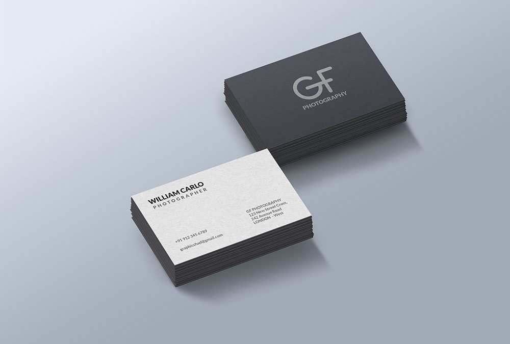 21 Customize Our Free Business Card Mockup Templates Formating with Business Card Mockup Templates