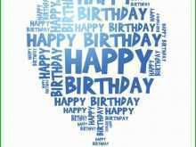21 Customize Our Free Happy Birthday Card Template For Word Formating with Happy Birthday Card Template For Word