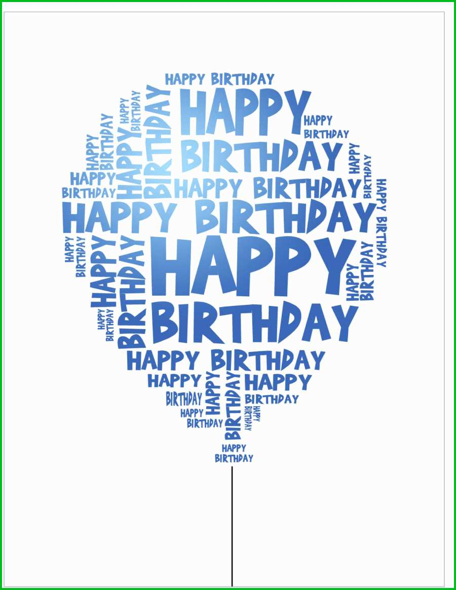 Happy Birthday Sign Template Word from legaldbol.com