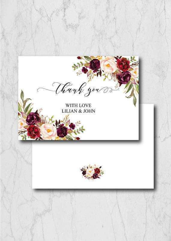 thank you card template pinterest  cards design templates