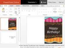 21 Format Birthday Card Template With Message Now with Birthday Card Template With Message
