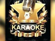21 Format Free Karaoke Flyer Template Download for Free Karaoke Flyer Template