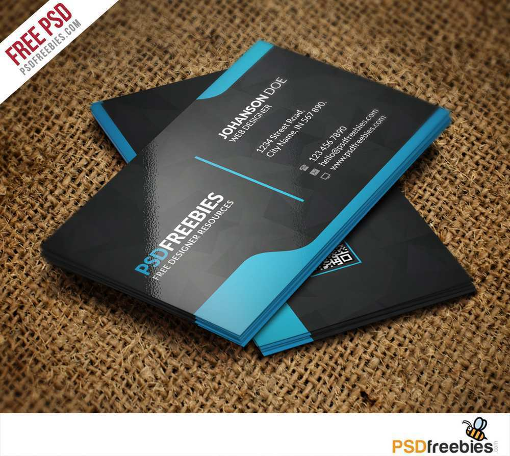 22 Free Business Card Templates Free Download Templates with Within Free Complimentary Card Templates
