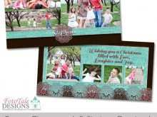 Free Rustic Christmas Card Templates
