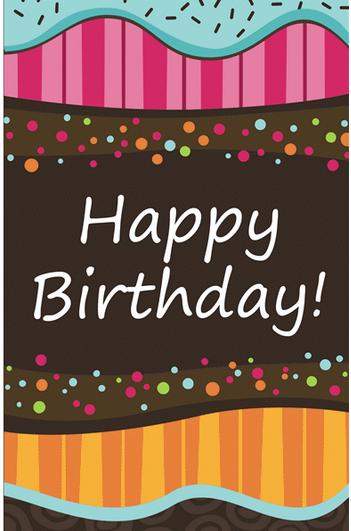 21 Free Printable Birthday Card Template Ppt Templates for Birthday Card Template Ppt