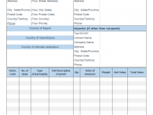 21 Free Printable Invoice Example Export Now for Invoice Example Export