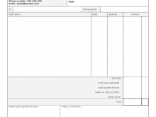 21 How To Create Construction Invoice Template Uk Now for Construction Invoice Template Uk