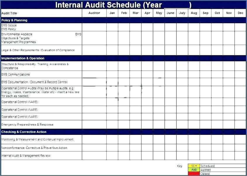 21 Online Audit Plan Schedule Template in Word for Audit Plan Schedule Template