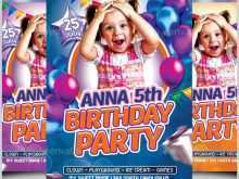 21 Online Birthday Flyer Template Psd Now for Birthday Flyer Template Psd