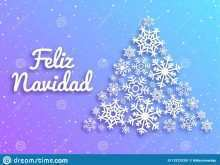 21 Online Christmas Card Template In Spanish Maker for Christmas Card Template In Spanish