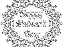 21 Online Mother S Day Card Templates To Print Photo for Mother S Day Card Templates To Print