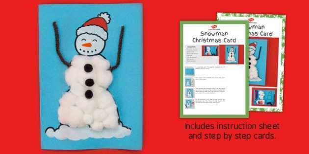 21 Printable Christmas Card Templates Twinkl Now for Christmas Card Templates Twinkl
