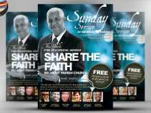 21 Printable Church Flyers Templates Free in Photoshop for Church Flyers Templates Free