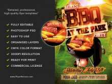 21 Report Bbq Flyer Template Layouts for Bbq Flyer Template