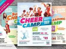 21 Report Cheer Camp Flyer Template Formating by Cheer Camp Flyer Template