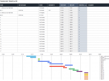 21 Report Construction Production Schedule Template Templates for Construction Production Schedule Template